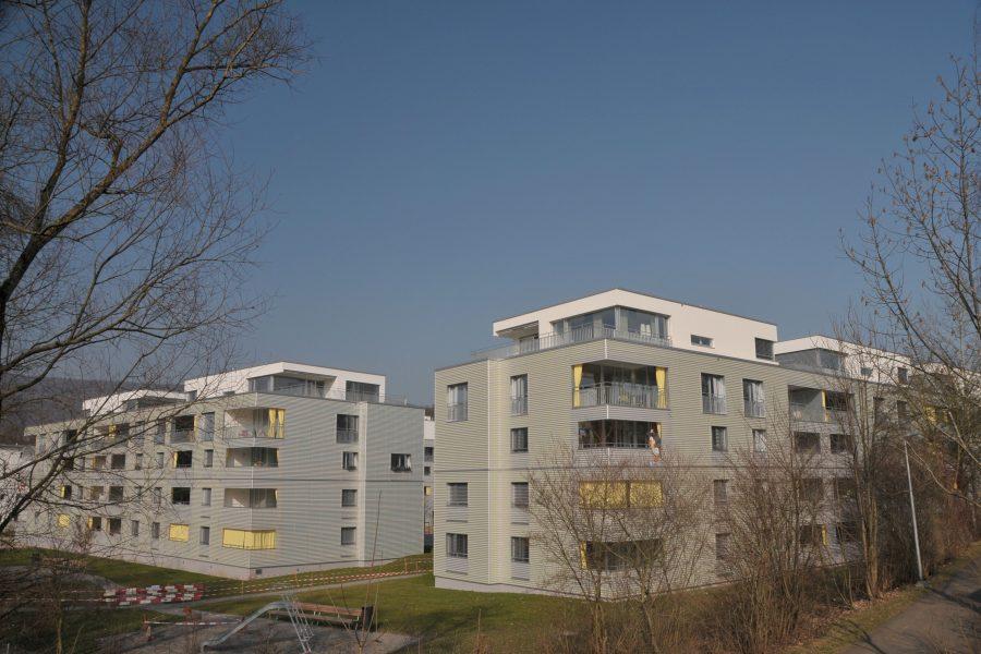 Siebenmättli Aarau-Rohr