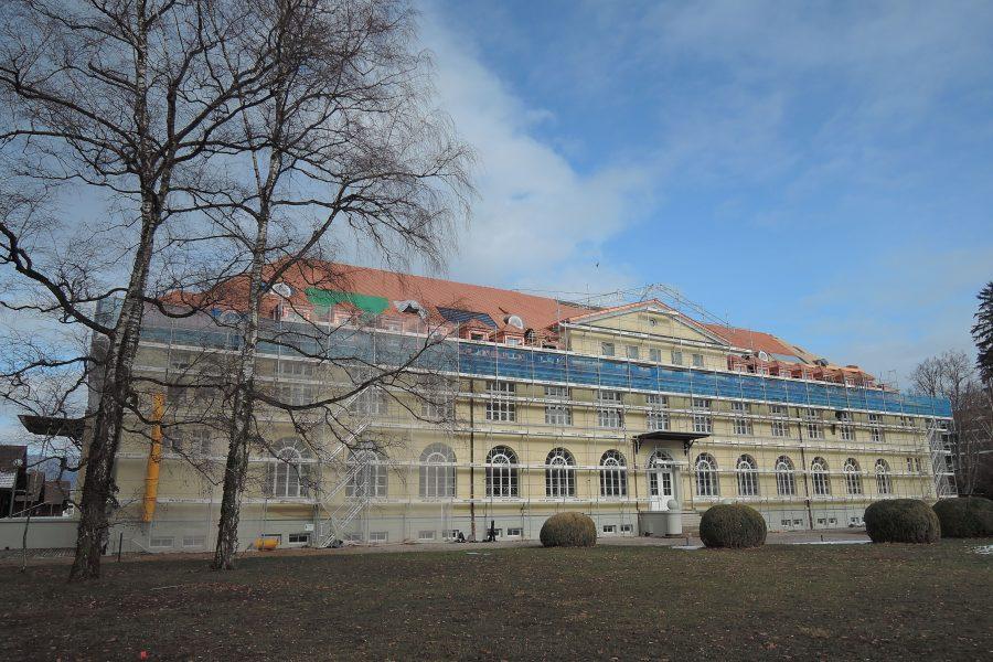 Umbau Kosthaus SWD